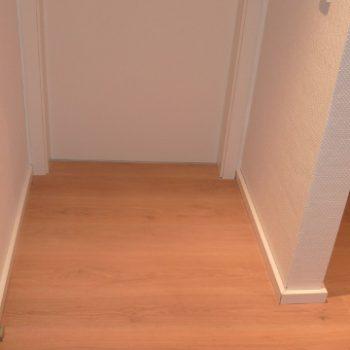 Fertigparkettboden 2-Schicht fest verklebt Fußbodenheizung